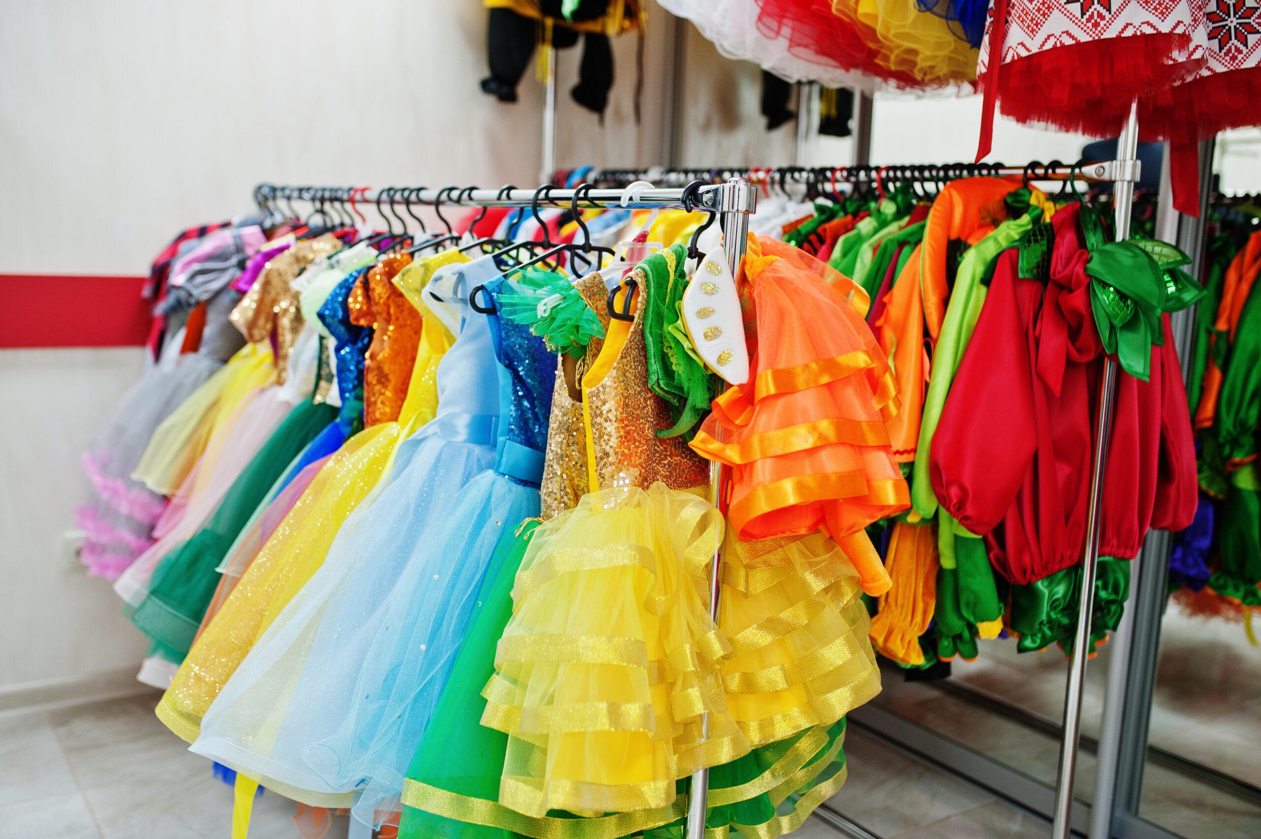 Children's carnival hand made costume